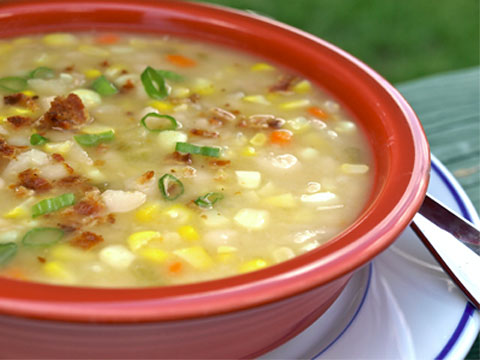 http://www.mfoodsindy.com/PrintableRecipe.php?id=11&name=Sweet+Corn+and+White+Bean+Chowder
