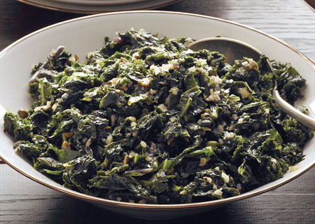 http://www.foodnetwork.com/recipes/bobby-flay/sauteed-kale-recipe/index.html