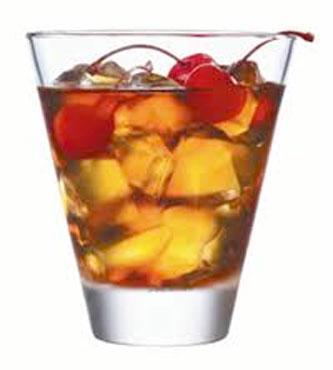 ... , Sake, Sparkling Apple Juice, Soda Water, and/or Italian 77's