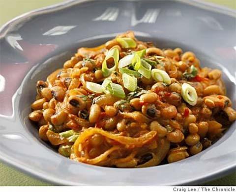 Black-Eyed Peas with India Joze Duk'kha