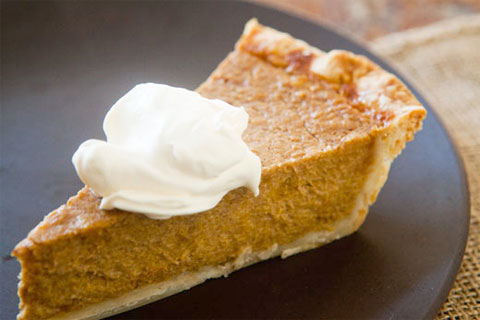 Pumpkin Pie from Kar