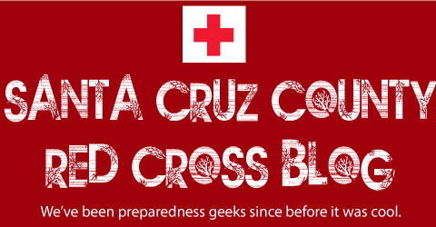 Santa Cruz Red Cross Blog